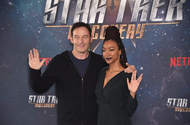 'Star Trek: Discovery' season one resumes January 7th