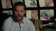 Tom Hardy and Eddie Redmayne's charity ads branded 'poverty porn'