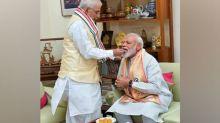 Murli Manohar Joshi extends greetings to PM Modi on his 70th birthday
