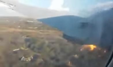 最恐怖60秒!墜機前畫面曝光