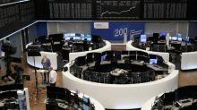 Borse Europa in ribasso, settore bancario in calo in attesa meeting Bce