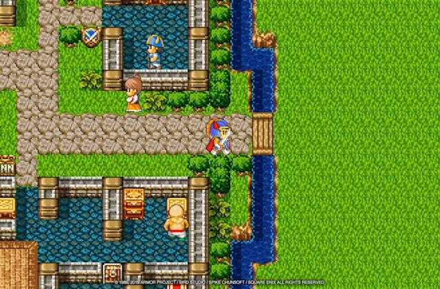 Classic Dragon Quest games come to Nintendo Switch