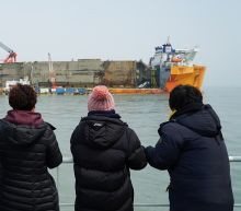 Sewol ferry 'remains' are animal bones: S. Korea ministry