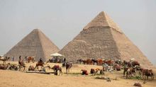 Tomb Raiders: Egypt Investigating Couple Filmed Naked On Top of Giza Pyramid