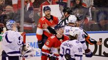 Panthers announce schedule with opener set for Oct. 14. Rematch with Lightning soon after