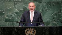 Italian mafia's reach into Slovakia is 'shocking', president says