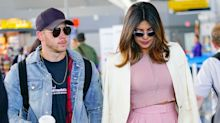 Nick Jonas and Priyanka Chopra Instagram Official