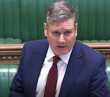 Labour will be 'putting two fingers up' to voters if it fails to back Brexit deal, Sir Keir Starmer warned