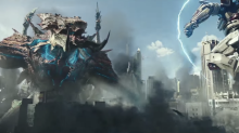'Pacific Rim Uprising': John Boyega goes up against ginormous monsters, traitorous mech in new trailer