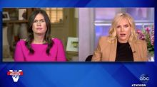 Meghan McCain Confronts Sarah Huckabee Sanders Over Trump's McCain Insults
