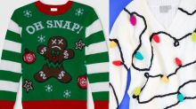 22 Ugly Christmas Sweaters You Need to Buy ASAP