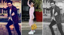 Monday Celeb Spotting: What Were Ranveer, SRK & Alia up To?