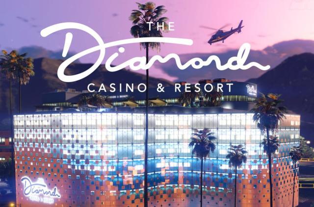 'GTA: Online' opens the doors to The Diamond Casino & Resort