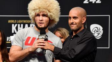 Jon Anik talks Khabib vs. Tony and likelihood of a stacked UFC 249 main card