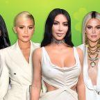 How Kim, Khloe & Kourtney Kardashian Celebrated St. Patty's Day