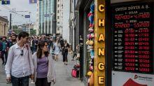 Emerging-market stocks threaten bear-market territory