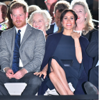 Meghan Markle recycles $2K cape dress at Invictus Games opening ceremony
