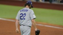 The right time? Clayton Kershaw's walk off the mound may finally be part of a Dodgers triumph