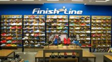 Why Finish Line Stock Surged Today