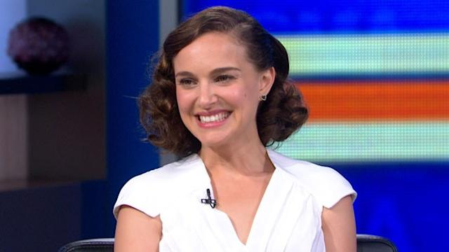 Natalie Portman Visits Asgard in 'Thor: The Dark World'