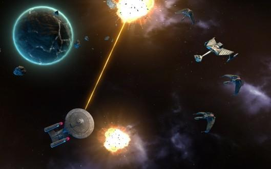 Star Trek - Infinite Space launches website with stellar promotion