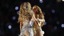 FOTOS | Así se fue la 'batalla' Shakira vs. JLo en el Super Bowl