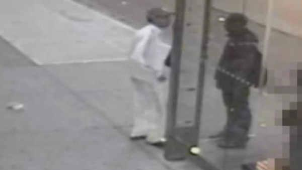 Surveillance video of serial rape suspect in Brooklyn