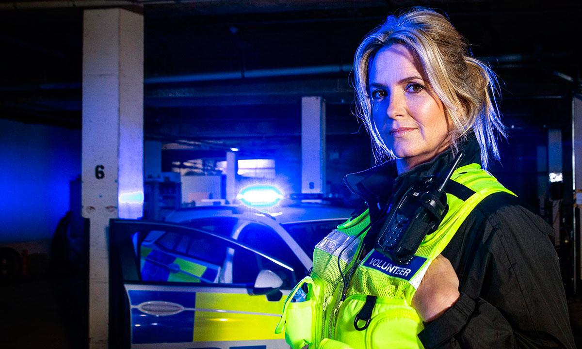 Penny Lancaster: I'm a fully qualified police officer ready to patrol the streets