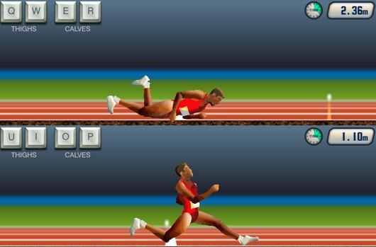 QWOP faceplants onto Android