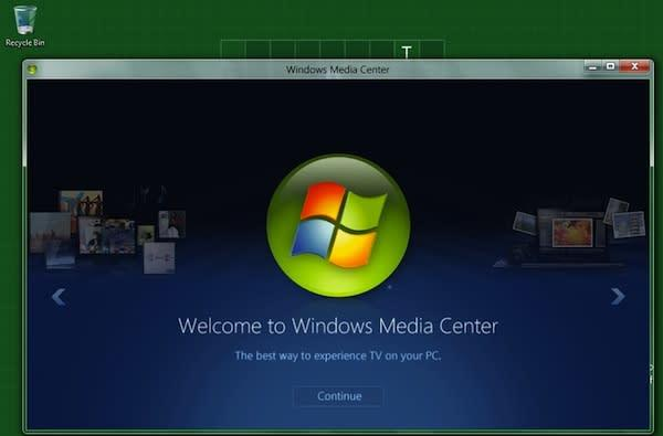 Is Windows Media Center not dead after all?