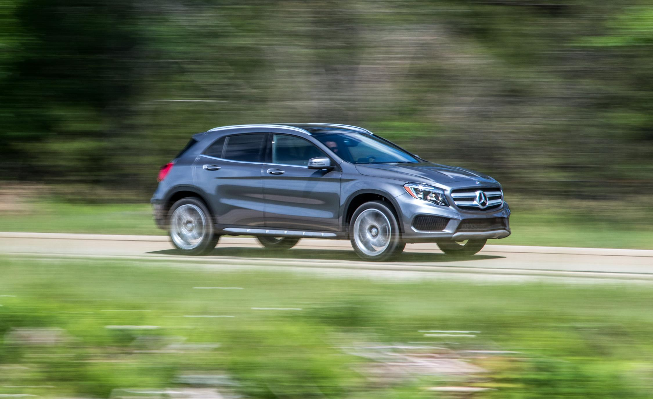 2017 mercedes benz gla class. Black Bedroom Furniture Sets. Home Design Ideas