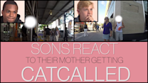 What Would You Do If Someone Catcalled Your Mom?