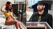 'Proud' Eminem praises influencer daughter Hailie in rare interview