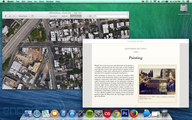 Apple OS X Mavericks 10.9 review