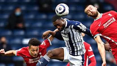 West Brom's Semi Ajayi reveals he received racist abuse after Liverpool loss