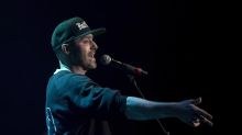 Very curious, slightly confused, rapper Classified tests limits of cannabis support