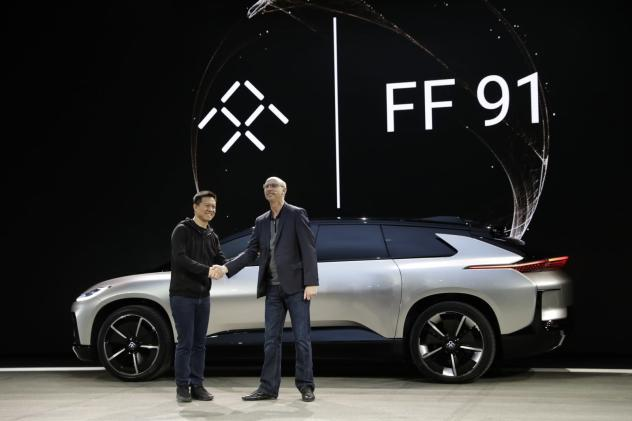 Faraday Future CEO will reportedly resign as part of restructuring plan