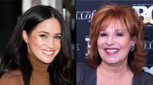 Joy Behar doesn't think Meghan Markle's royal rebellion is heroic: 'Oh, come on'