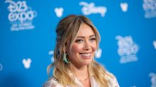 Hilary Duff Introduces Her Family To 'Lizzie McGuire' In Adorable Video