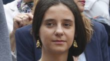La hija de la infanta Elena, abucheada al intentar colarse en Las Ventas
