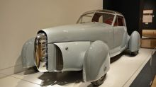 The plane-like 1948 TASCO was the first car equipped with a T-top roof