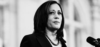 Ex-senator raises issue of Kamala Harris' record