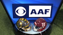 CBS to add more AAF, Commanders games to lineup