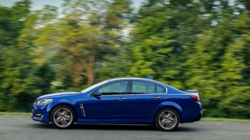 Chevrolet SS Manufacturing Plant Receives Huge 1000-Car Order from America