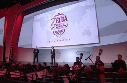 The Legend of Zelda symphonies to be held across the country for franchise's 25th anniversary