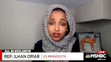 Rep. Ilahn Omar claims 'looney tunes' white supremacist movement is taking over GOP base