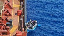 27 migrants are suffering from 'serious' psychological conditions after being stuck on an oil tanker for 6 weeks because no country would take them