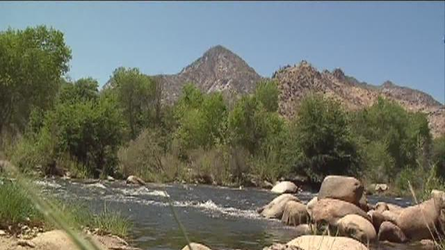Businesses in the Kern River Valley dealing with low water