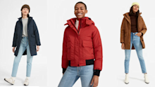 'The perfect winter jacket': Everlane's sustainable coats are here just in time for winter