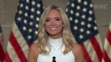 Kayleigh McEnany: I want my daughter to grow up in President Trump's America